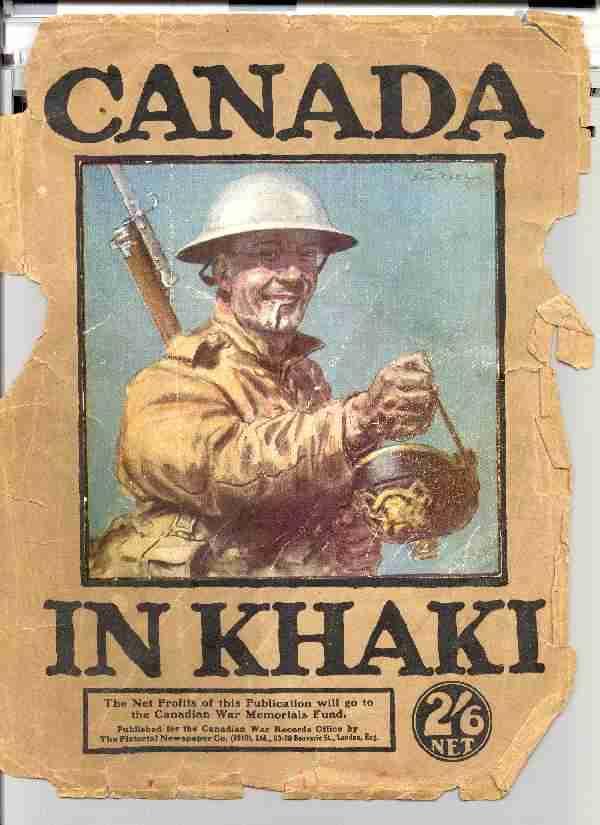 1917 in Canada